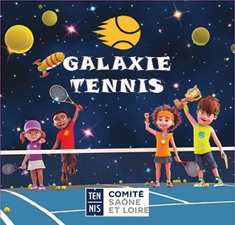 Comité 71 Galaxie Tennis