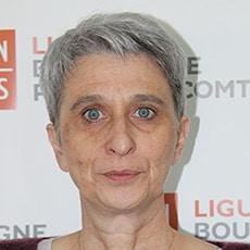 Béatrice Breuil : Ligue Bourgogne-Franche-Comté de Tennis