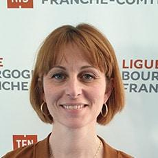 Céline Grosos : Ligue Bourgogne-Franche-Comté de Tennis