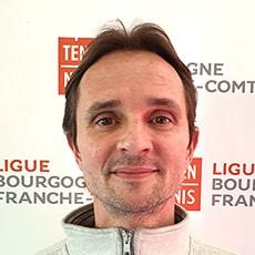 Christophe Golonka : Ligue Bourgogne-Franche-Comté de Tennis