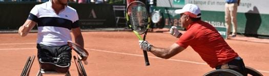 Commission Para Tennis de la Ligue de Bourgogne-Franche-Comté de Tennis