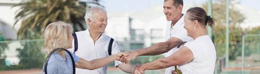 Commission Seniors Plus de la Ligue de Bourgogne-Franche-Comté de Tennis