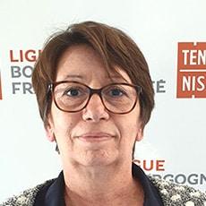 Fabienne Guyard : Ligue Bourgogne-Franche-Comté de Tennis