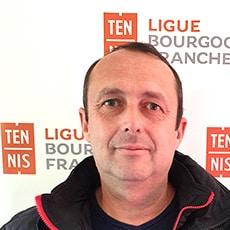 Fraanck Gibert : Ligue Bourgogne-Franche-Comté de Tennis
