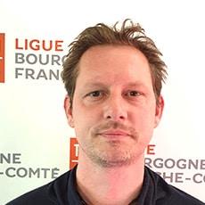 Johan Bouvier : Ligue Bourgogne-Franche-Comté de Tennis