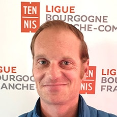 Laurent Klein : Ligue Bourgogne-Franche-Comté de Tennis