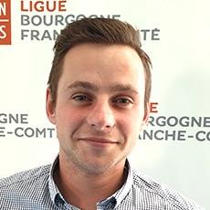 Mathieu Degout : Ligue Bourgogne-Franche-Comté de Tennis