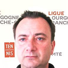Olivier Dieudonne : Ligue Bourgogne-Franche-Comté de Tennis