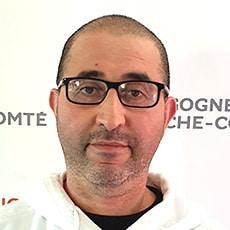 Samir Mahiddine : Ligue Bourgogne-Franche-Comté de Tennis