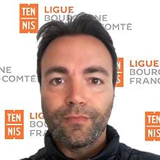 Samuel Noudeau : Ligue Bourgogne-Franche-Comté de Tennis