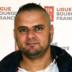 Yassin Saidi : Ligue Bourgogne-Franche-Comté de Tennis