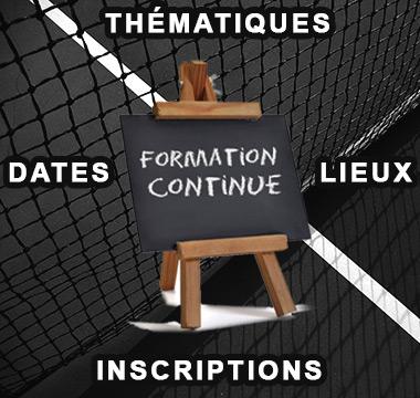 Formations Continues : Ligue Bourgogne-Franche-Comte de Tennis