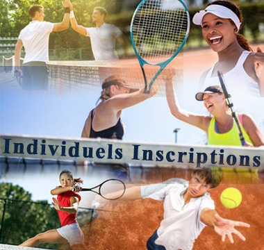 Individuels Inscriptions : Ligue Bourgogne-Franche-Comte de Tennis