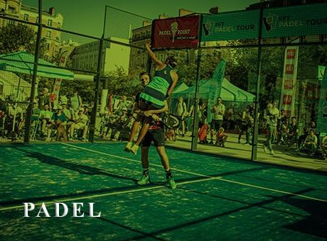 La Ligue Bourgogne-Franche-Comte de Tennis s'est aussi le Padel