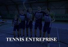 La Ligue Bourgogne-Franche-Comte de Tennis s'est aussi le Tennis Entreprise