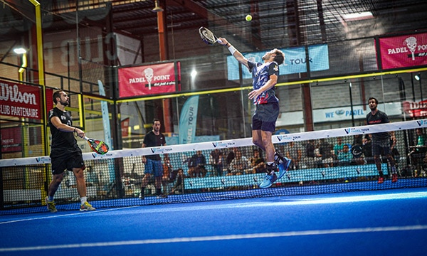 Autres Pratiques Padel : Ligue Bourgogne-Franche-Comté de Tennis