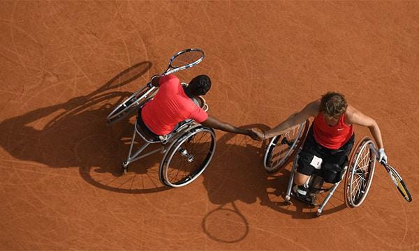 Autres Pratiques Paratennis : Ligue Bourgogne-Franche-Comté de Tennis