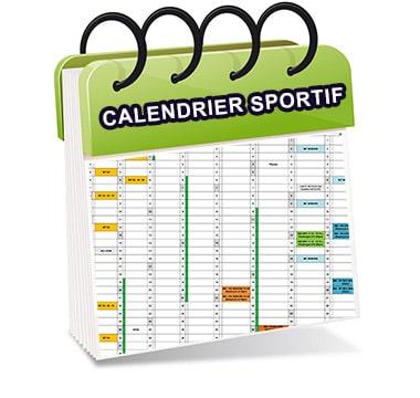 Calendrier Sportif Ligue Bfc 2020-2021